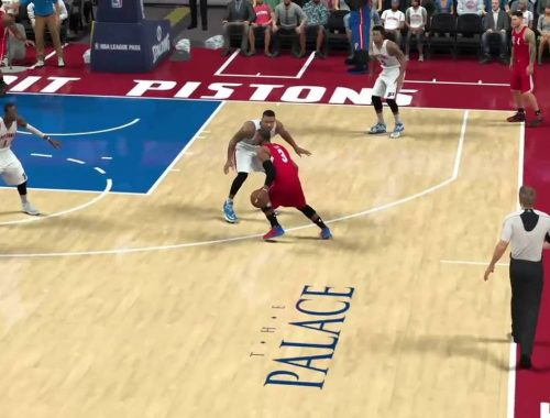 Pick-and-Roll Defense: The Switch